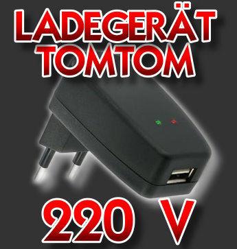220v usb ladeger t f r tomtom navi go one xl steckdose ebay