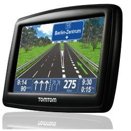 TomTom XL IQ TRAFFIC mit IQ Routes
