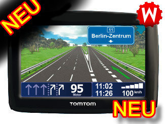 TomTom XXL IQ TRAFFIC & IQ Routes
